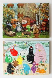 2-puzzelschilderijen